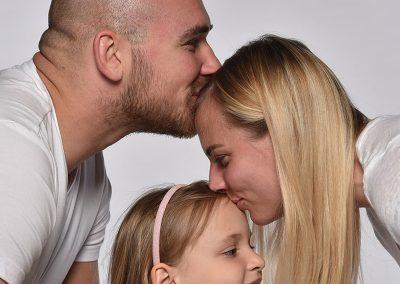 minőségi kreatív családi képek gerifoto